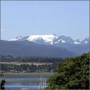 Comox Valley Glacier